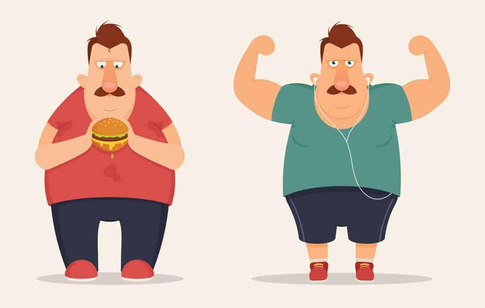Асцит можно не заметить у людей с ожирением
