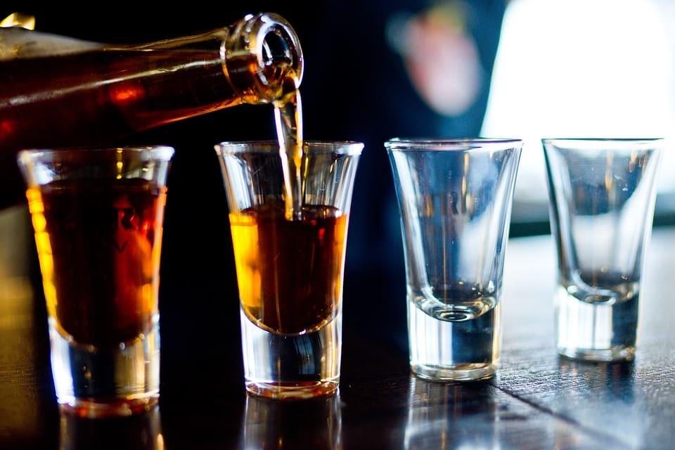 Злоупотребление алкоголем - основная причина фиброза