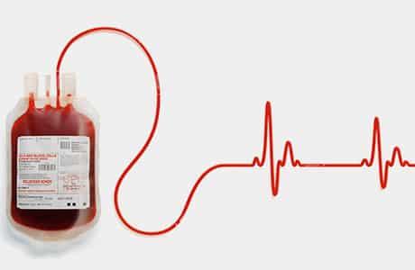 Кровь донора может спасти жизнь