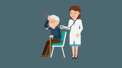 Медработники в группе риска по гепатиту В