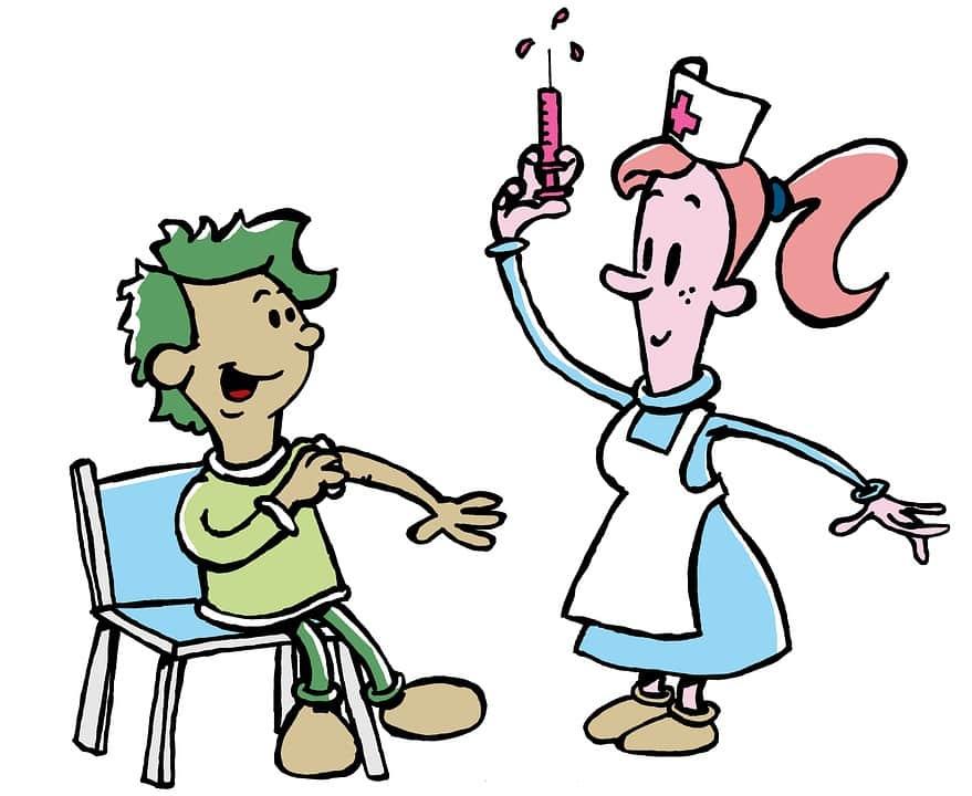 Вакцинация от гепатита В проводят и детям и взрослым